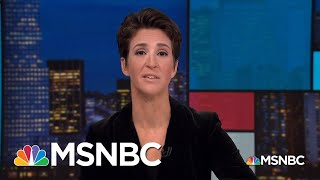 Democrats Alarmed At GOP Use Of Private Security Documents | Rachel Maddow | MSNBC