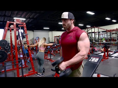 3 EXERCISES YOU NEED TO DO FOR BIG ARMS!