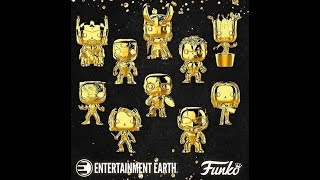 Funko Pop Marvel Studios 10 Chrome The Avengers Funko Pop Collection #SDCC