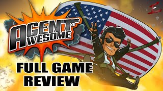 gAME REVIEW: Agent Awesome  Full Game Review Agent Awesome  Steam Game Reviews Agent Awesome