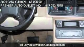 2004 GMC Yukon XL SLT - for sale in ROGERSVILLE, MO 65742