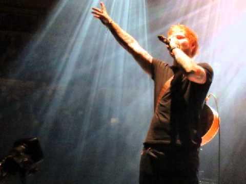 Ed Sheeran on Australian breakfast radio Sydney 08/04/14