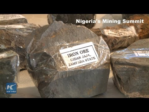 Nigeria to harness Chinese technology to improve mining sector
