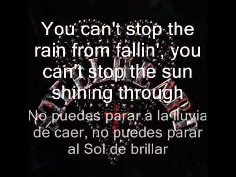 Steelheart - Can't stop me lovin' you (Letras Inglés - Español)