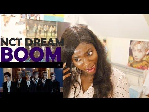 Download NCT DREAM (엔시티 드림) - BOOM MV REACTION [COME THRU SONS!]