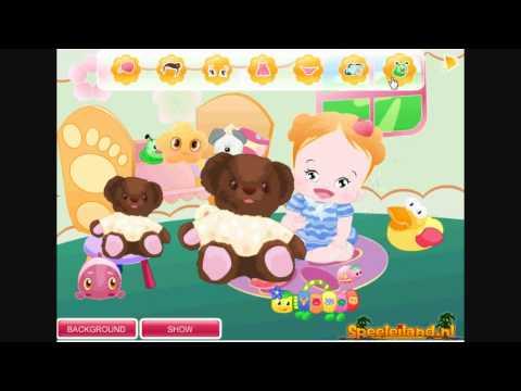 Habille la bébé fille - Jeux de Bébé Gratuit