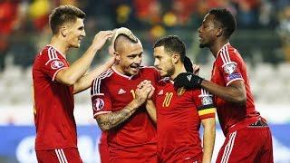 видео Сборная Бельгии по футболу