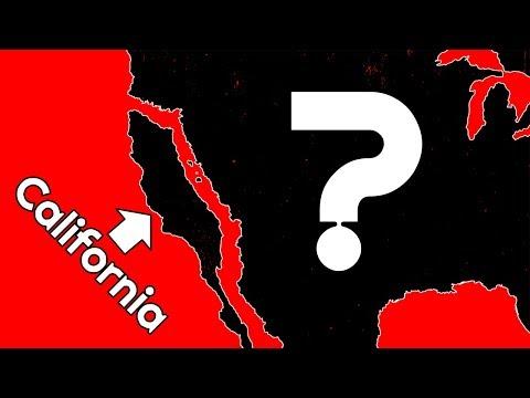 What if California Was An Island?