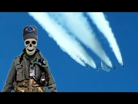 CHEMTRAILS CATCHY SONG! SING ALONG WITH US! GEOENGINEERING MUST STOP!