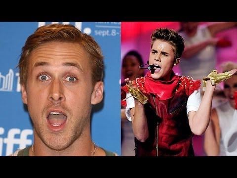 Justin Bieber & Ryan Gosling Are COUSINS!