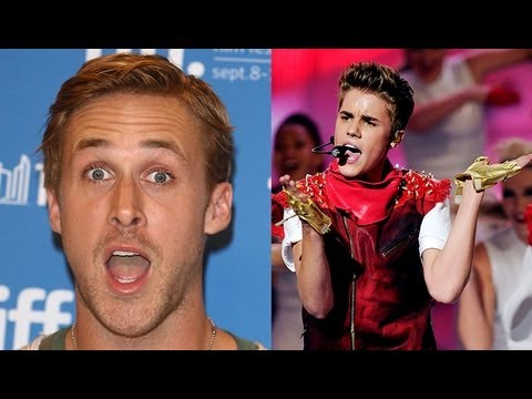 Justin Bieber & Ryan Gosling Are COUSINS!