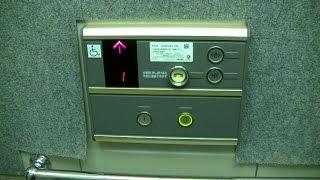 【再撮影】長崎県立総合体育館のエレベーター