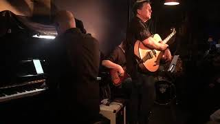 Sam Dunn trio live at Jimmy Glass Jazz Club, Valencia