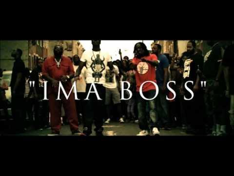 """Meek Mill- """"IM A BOSS"""" REMIX. (ft. TI, Rick Ross, Lil Wayne, Birdman, Swizz Beatz) YScRoll"""