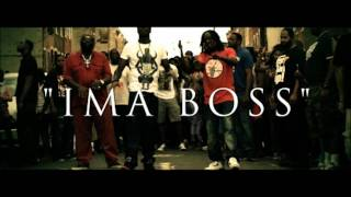 "Meek Mill- ""IM A BOSS"" REMIX. (ft. TI, Rick Ross, Lil Wayne, Birdman, Swizz Beatz) YScRoll"