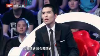 最美和声第四期 【傻瓜】 张杰 Zhang Jie (Jason Zhang) &  吴静艳