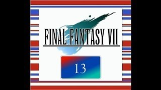 Final Fantasy VII / 7 ENTRY : 13 in 1440 [HD]  with Commentary
