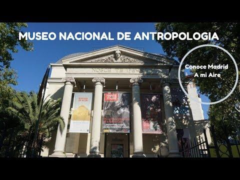 MUSEO NACIONAL DE ANTROPOLOGIA : Conoce Madrid A Mi Aire