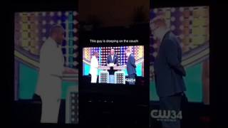 """Family Feud: Guy answers """"anal sex"""""""