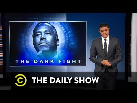 Ben Carson and the Black Experience: The Daily Show