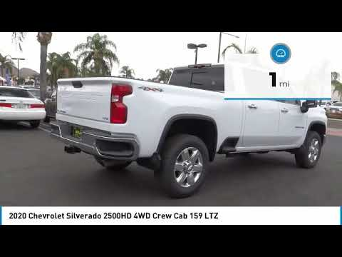 2020 Chevrolet Silverado 2500hd Hemet Beaumont Menifee Perris Lake Elsinore Murrieta C20160