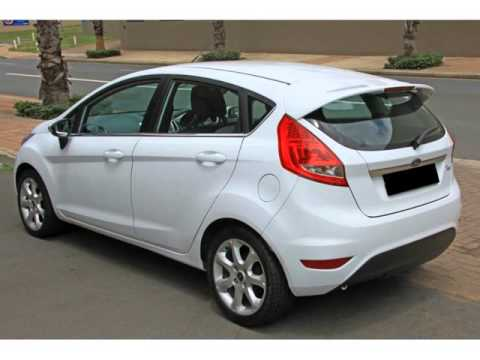 2009 ford fiesta 1 6 5 door titanium auto for sale on auto. Black Bedroom Furniture Sets. Home Design Ideas