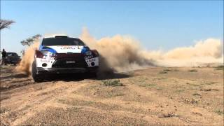 Dubai International Rally 2013 [HD] Highlights
