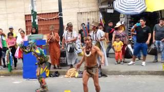 Charapa chullachaqui en Gamarra 2015