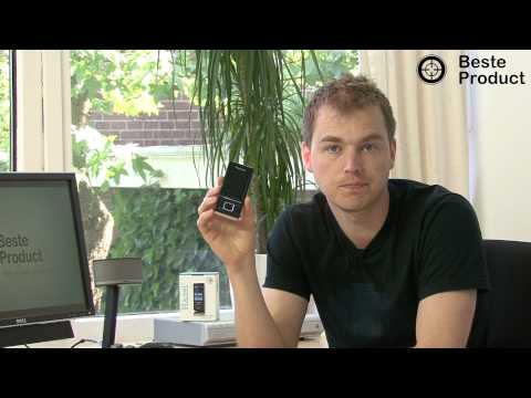 Video: Sony Ericsson Hazel