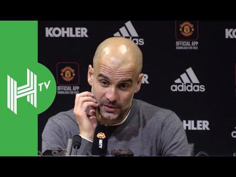 Pep Guardiola: We MUST stay calm in title race!