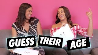 Nia Sioux & Holly Frazier - Guess Their Age