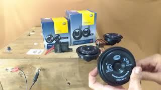 Test suara klakson dobel disk STRONGTONE VS COMPACT HELLA