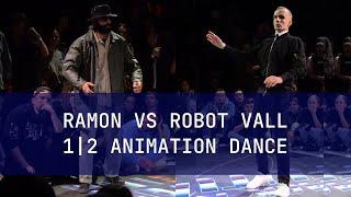 Ramon Vs Robot Vall 12 Animation Dance Back To The Future Battle 2021
