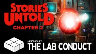 Stories Untold - The Lab Conduct   PC Gameplay