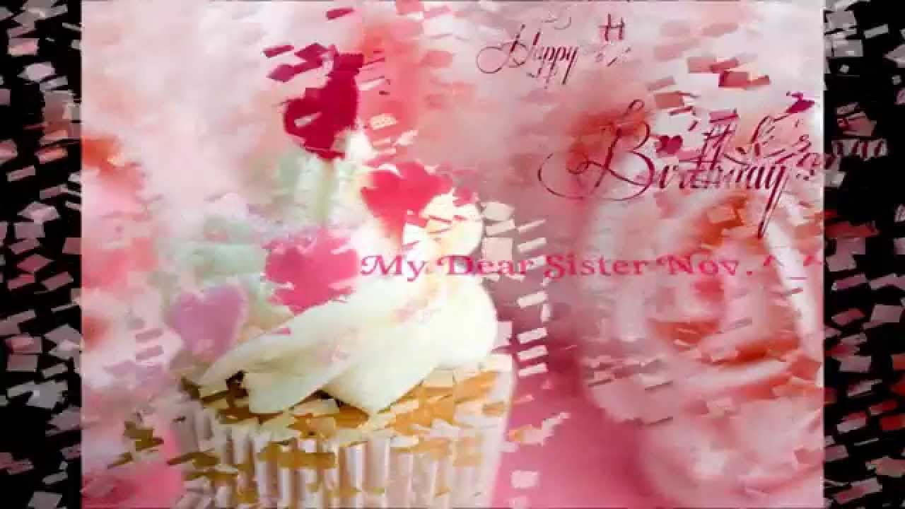 Happy Birthday Lady Images ~ To a special young lady happy birthday nov ^ ^ youtube