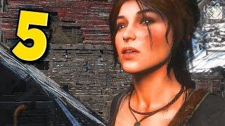 ЗАЖИВО ПОГРЕБЕННЫЕ Rise of the Tomb Raider 5