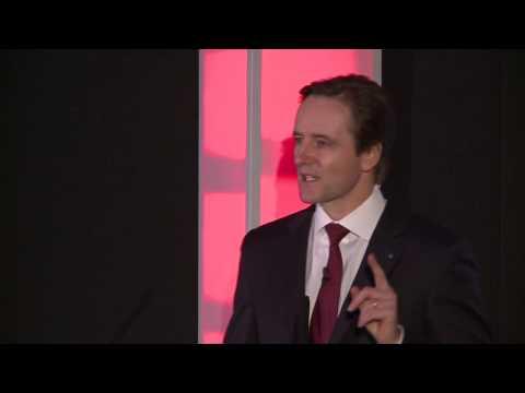 Mark Wilson's keynote speech from The Economist Insurance Summit 2014