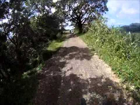 Speed Downhill Biking Tagaytay to Balayan Batangas St. Elmos Trail (Custom Trail) Super Fun! :)
