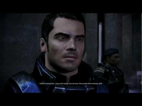 Mass Effect 3: Kaidan Gay Romance #16: Goodbye