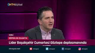 FUTBOL NET CANLI Süper Lig de 25 hafta heyecanı başlıyor