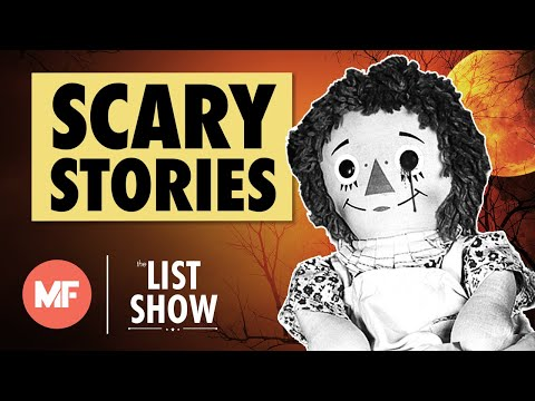 The Real Origins of 20 Scary Stories