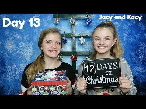 Christmas Countdown 2017 ~ Day 13 ~ Jacy and Kacy