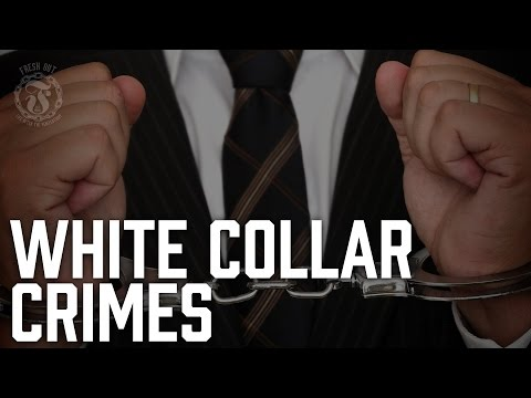 White Collar Crimes - Welcome to Club Fed - Prison Talk 10.5