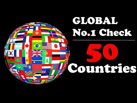 Global No.1 Songs This Week | June 2017 #1 | ChartExpress