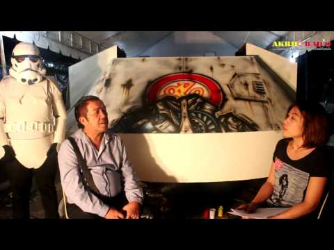 1on1 Interview with Brod Richard Buscaino