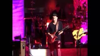 Carlos Santana in Cleveland, May 29 2014