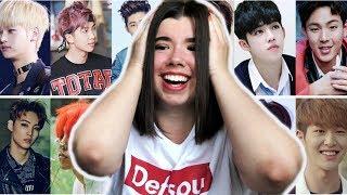 [TOP 20] K-POP Handsome Leaders Reaction