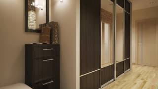Ремонт коридора(Дизайн интерьера необходим клиенту перед началом чистовой отделкой коттеджа или квартиры. Рабочий проек..., 2017-02-12T06:33:17.000Z)