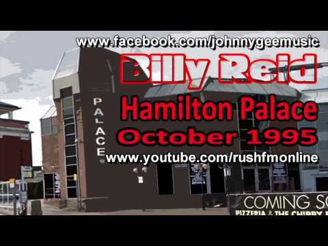 DJ Billy Reid - Hamilton Palace October 1995 (Tape Rip)