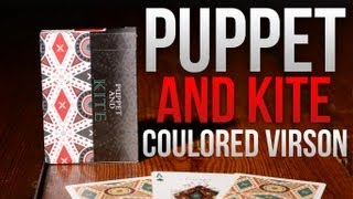 Deck Review - Puppet and Knight Deck Coulored Virson